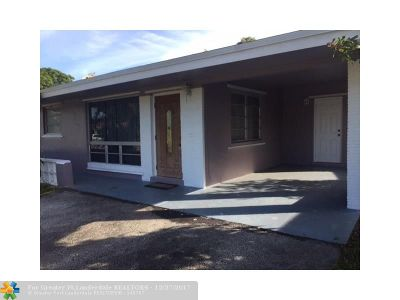 Miramar Single Family Home Backup Contract-Call LA: 2405 SW 61st Ave