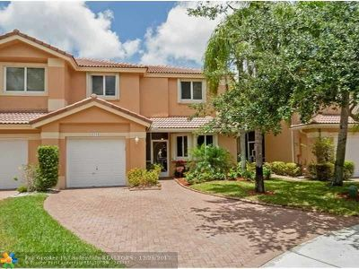 Coral Springs Condo/Townhouse For Sale: 5778 NW 127th Ter #5778