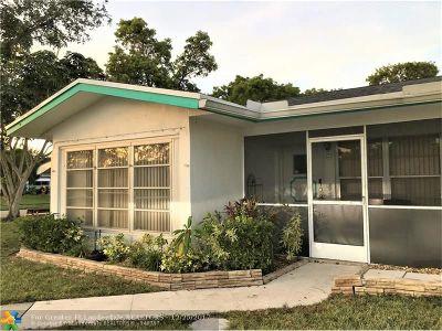 Plantation Condo/Townhouse Backup Contract-Call LA: 8457 NW 10th St #UNIT A