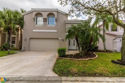 Coral Springs Rental For Rent: 5421 NW 106th Dr