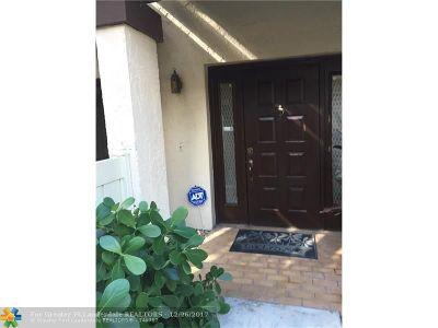Coconut Creek Rental For Rent: 2633 Carambola Cir #1719