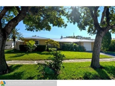 Fort Lauderdale FL Single Family Home Sold: $469,000