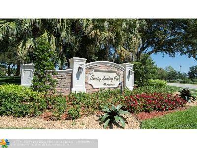 Boca Raton Single Family Home For Sale: 11669 Springflower Pl