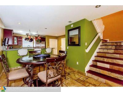 Hollywood Condo/Townhouse For Sale: 2314 S Johnson #30E