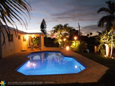Oakland Park Single Family Home Backup Contract-Call LA: 1831 NW 33rd Ct