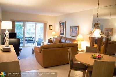 Lauderdale By The Sea Condo/Townhouse For Sale: 1501 S Ocean Blvd #122
