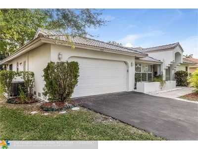 Coral Springs Rental For Rent: 4533 NW 88th Ter
