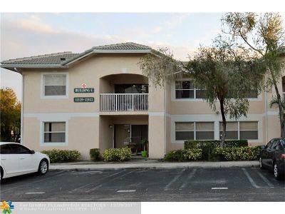 Coral Springs Condo/Townhouse Backup Contract-Call LA: 12141 Royal Palm Bl #7E