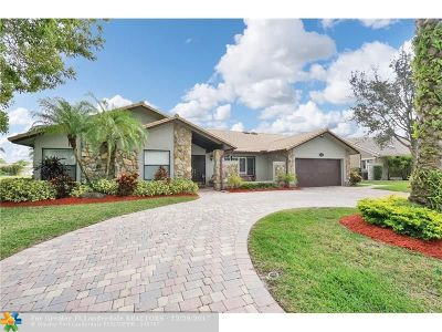 Coral Springs Single Family Home Backup Contract-Call LA: 11120 NW 10th Pl