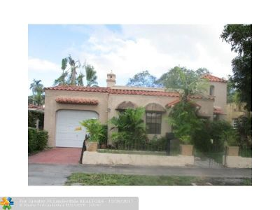 Coral Gables Single Family Home For Sale: 2109 SW 57th Ave
