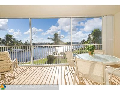 Deerfield Beach Condo/Townhouse Backup Contract-Call LA: 400 N Federal Hwy #316