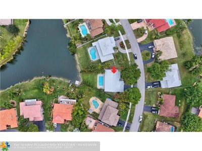 Broward County Single Family Home Backup Contract-Call LA: 15011 E Falcons Lea Dr