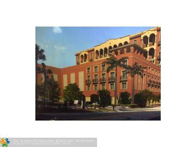 Pompano Beach Condo/Townhouse For Sale: 200 S Hibiscus #603