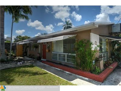 Single Family Home For Sale: 500 SE 9th Ct