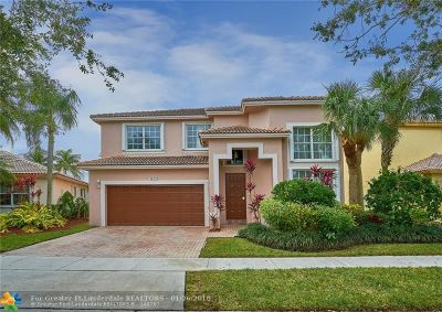 Pembroke Pines Single Family Home For Sale: 16726 NW 12th St