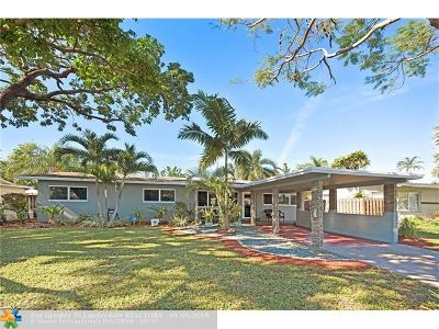 Wilton Manors Single Family Home For Sale: 2913 NW 5th Av