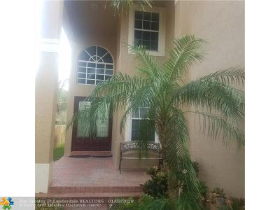 Miramar Single Family Home For Sale: 15716 SW 26th St