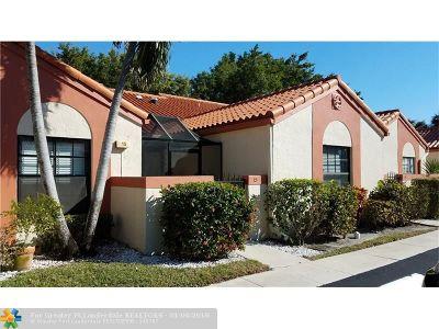 Deerfield Beach Condo/Townhouse Backup Contract-Call LA: 15 Centennial Ct #15
