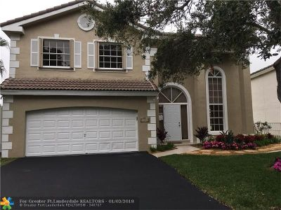 Davie Single Family Home For Sale: 14080 Richwood Pl