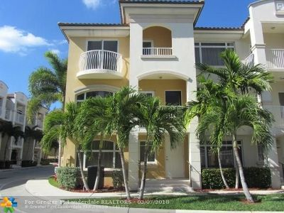 Aventura Condo/Townhouse For Sale: 18425 NE 28th Ave #18425