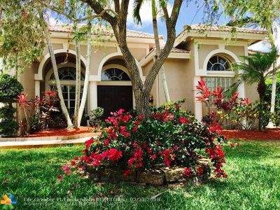 Boca Raton Single Family Home For Sale: 12363 Clearfalls Dr