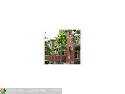 Pembroke Pines Condo/Townhouse For Sale: 745 SW 107th Ave #2207
