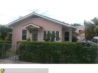 West Palm Beach Single Family Home For Sale: 429 Avenida Alegre