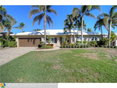 Deerfield Beach Single Family Home For Sale: 1569 SE 8th St