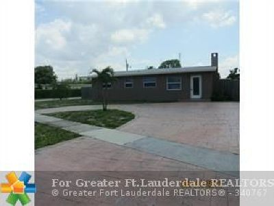 Fort Lauderdale Single Family Home For Sale: 1501 NW 19th Ave