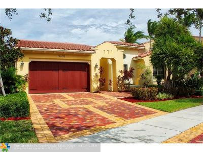 Parkland Single Family Home For Sale: 9451 Eden Mnr