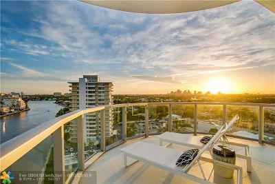 Condo/Townhouse For Sale: 920 Intracoastal Drive #1103