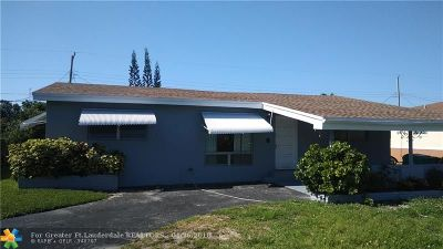 Miramar Single Family Home For Sale: 6300 SW 20th St