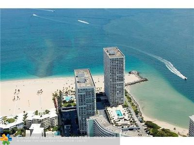 Fort Lauderdale Condo/Townhouse For Sale: 2100 S Ocean Lane #104