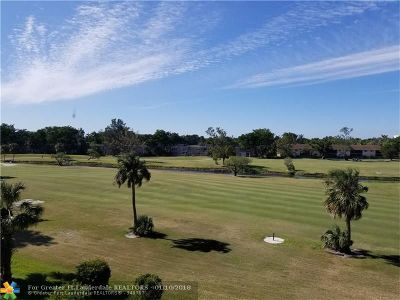 Margate Condo/Townhouse For Sale: 1045 Country Club Dr #409