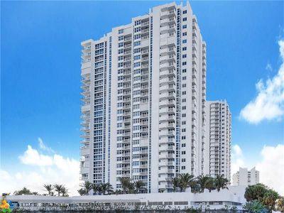 Pompano Beach Condo/Townhouse Backup Contract-Call LA: 1360 S Ocean Blvd #707