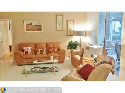 Pompano Beach Condo/Townhouse For Sale: 4128 W Palm Aire Drive #281-C