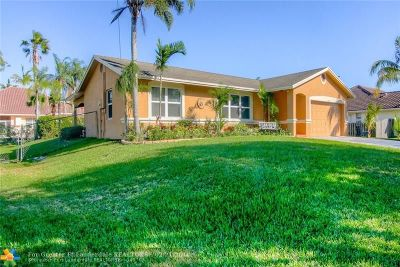 Plantation Single Family Home For Sale: 11361 NW 22nd St
