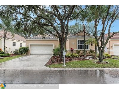 Parkland Single Family Home For Sale: 6374 NW 78th Pl