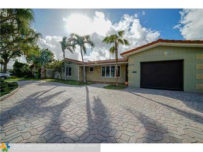 Fort Lauderdale Single Family Home For Sale: 5771 NE 19th Ter