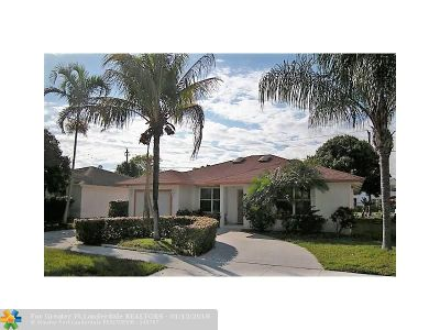 Deerfield Beach Single Family Home For Sale: 3080 SW 4th St