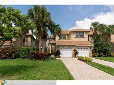 Boca Raton Condo/Townhouse For Sale: 6761 Montego Bay Blvd #B