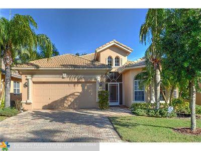 Boynton Beach Single Family Home For Sale: 10066 Armani Dr