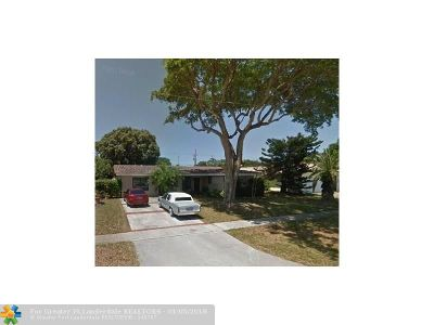 Boca Raton Single Family Home For Sale: 1273 NW 7th St