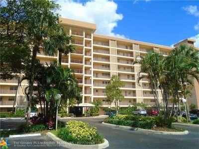 Pompano Beach Condo/Townhouse For Sale: 2671 S Course Dr #606