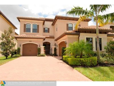 Delray Beach Single Family Home For Sale: 8658 Lewis River Rd