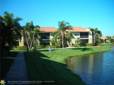 Pompano Beach FL Condo/Townhouse Sold: $131,900