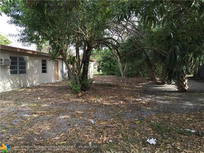 Pompano Beach Single Family Home For Sale: 700 NW 4th Ave