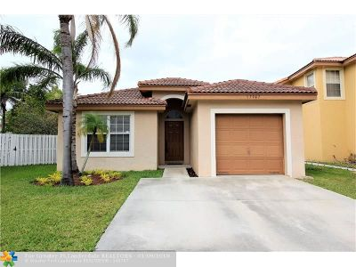 Miramar Single Family Home Backup Contract-Call LA: 17947 SW 30th St