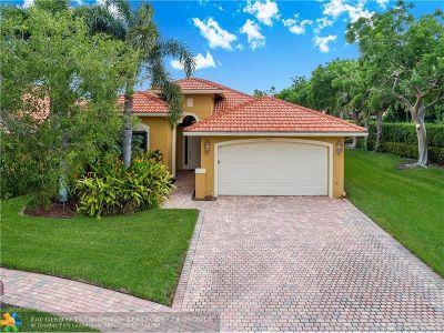 Boynton Beach Single Family Home Backup Contract-Call LA: 6846 Boscanni Dr
