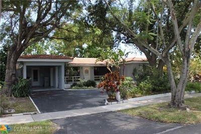 Pompano Beach Single Family Home For Sale: 620 SE 4th Ave
